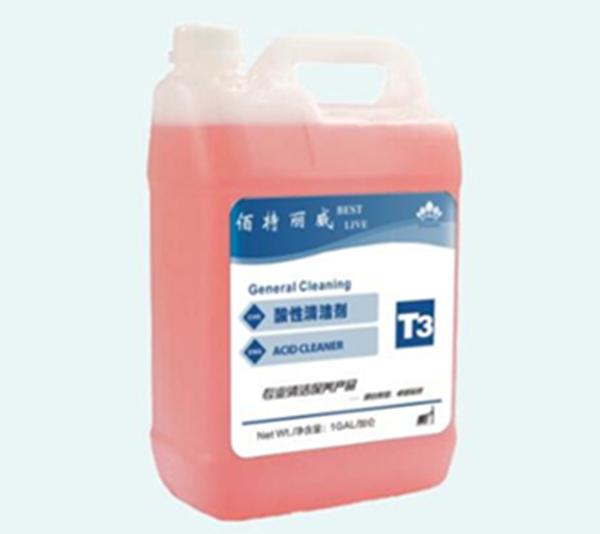 酸性清洁剂