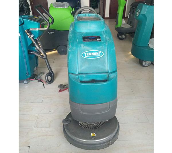 进口手推洗地机