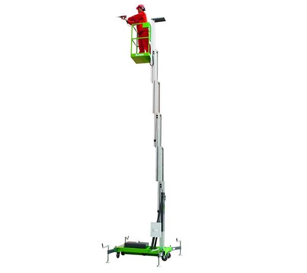单桅柱升降机